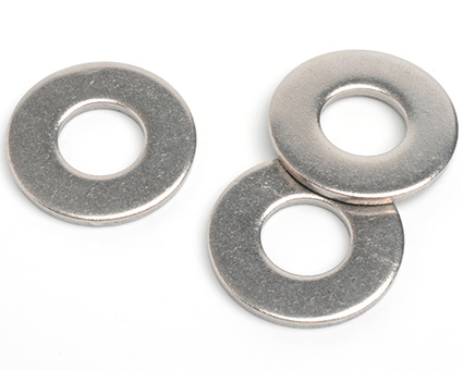 Stainless Steel Form C Flat Washers