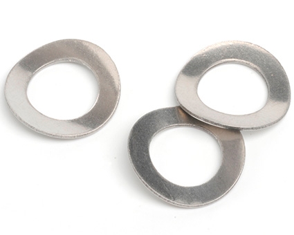 Stainless Steel DIN 137A Curved Washers
