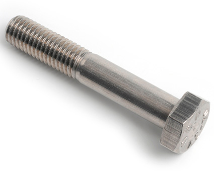 Stainless Steel Hexagon Head Bolts ISO 4014