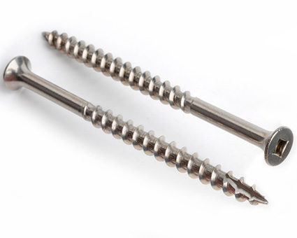 Stainless Steel Decking Screws