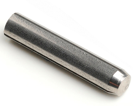 Stainless Steel Full Length Parallel Grooved Pin