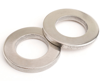Stainless Steel Flat Washers 200HV